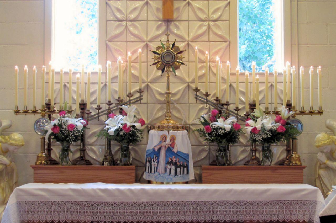 Dominican Nuns, Marbury AL - Dominican Monastery of St  Jude